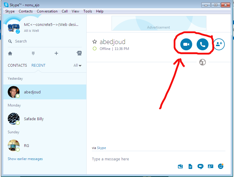 How to do Video Call on Skype easy steps You can easily make