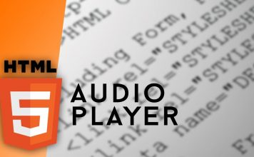 Add A YouTube as an Audio Player in Your Website