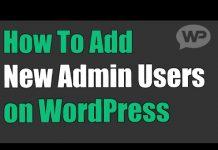 Adding an Admin User in WordPress Using FTP